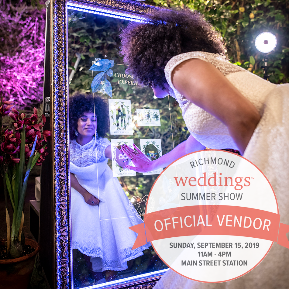 Richmond Weddings Mirror Booth Special
